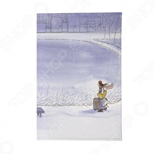Обложка для паспорта Mitya Veselkov «Путь домой» алексей воронов путь домой
