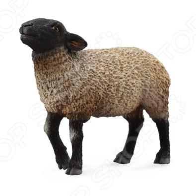 Фигурка Collecta «Овца Суффолк» rv 130 фигурка овца это не я w stratford