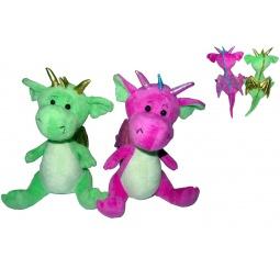 фото Мягкая игрушка Funny Mishka «Плюшевый дракон». В ассортименте