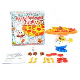 Купить Игра настольная Shantou Gepai «Балансирующая пицца»