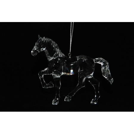 Купить Елочное украшение Crystal Deco «Лошадь» 1707709