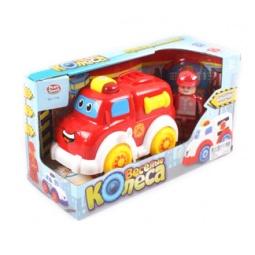 фото Машинка игрушечная PlaySmart «Веселые колеса» Р41424