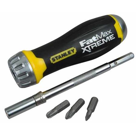Купить Отвертка STANLEY FatMax Xtreme Multibit