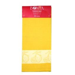 фото Комплект из полотенца и салфетки BONITA «Лимон»