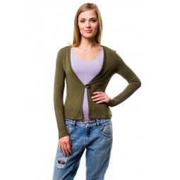 фото Жакет Mondigo 426. Цвет: хаки. Размер одежды: 46