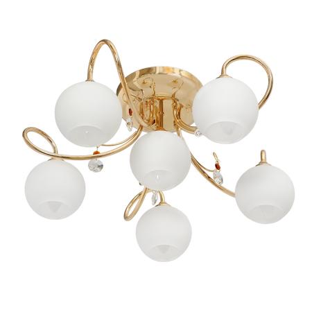 Купить Люстра потолочная MW-Light «Грация» 358011906