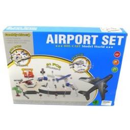 фото Набор игровой для мальчика Shantou Gepai «Аэропорт» 9513-1