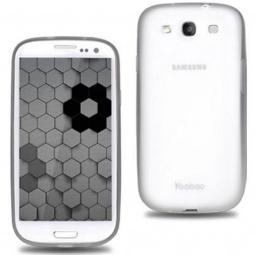фото Чехол для Samsung Galaxy SIII i9300 Yoobao Glow Protect Case. Цвет: белый