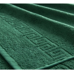 фото Полотенце махровое Asgabat Dokma Toplumy. Размер: 70х140 см. Цвет: темно-зеленый