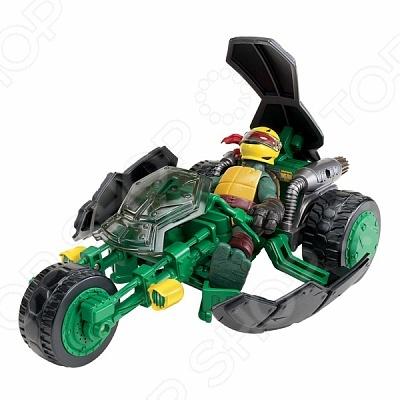 Набор игровой для мальчика Turtles «Трицикл Черепашки Ниндзя с фигуркой». В ассортименте игровой набор turtles боевое снаряжение черепашки ниндзя леонардо 4 предмета
