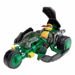 фото Набор игровой для мальчика Turtles «Трицикл Черепашки Ниндзя с фигуркой». В ассортименте