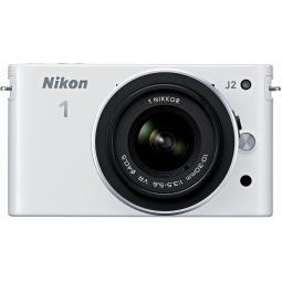 фото Фотокамера цифровая Nikon 1 J2 Kit 10-30mm VR