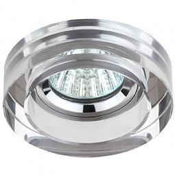Купить Светильник светодиодный встраиваемый Эра DK38 CH/SL