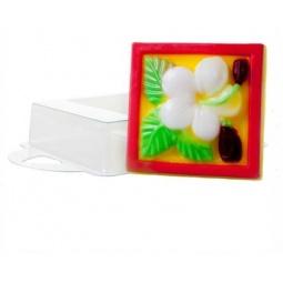 Купить Форма пластиковая Выдумщики «Цветок Франжипани»
