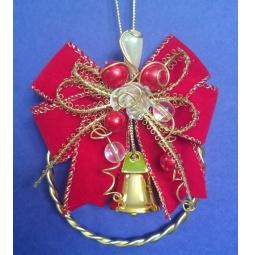 фото Украшение-подвес новогоднее Феникс-Презент 39430 «Колокольчик»