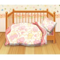 Купить Детский комплект постельного белья Кошки-Мышки Спокойной ночи