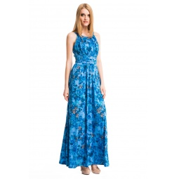 фото Платье Mondigo 6134-2. Цвет: бирюзовый