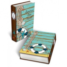 фото Книга-шкатулка Феникс-Презент «Морская»