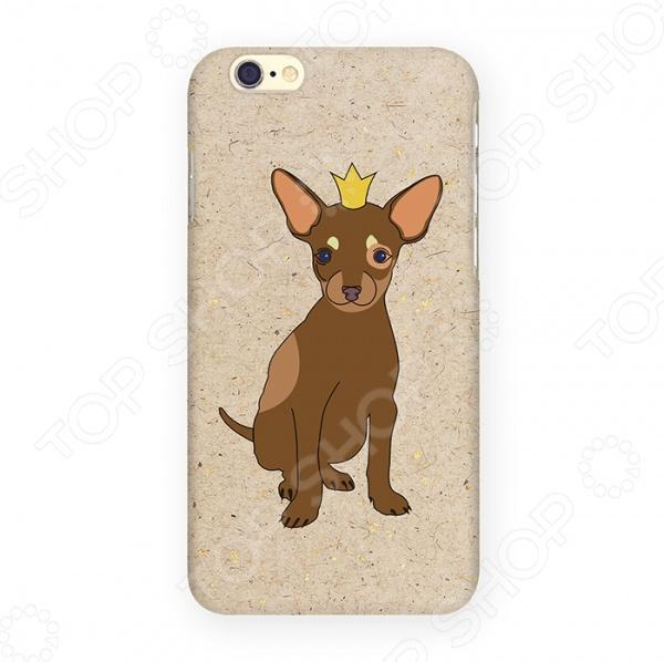 Чехол для iPhone 6 Mitya Veselkov «Той в короне» стоимость