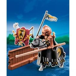 фото Конструктор игровой Playmobil «Рыцари: Турнир рыцаря ордена Дикого скакуна»