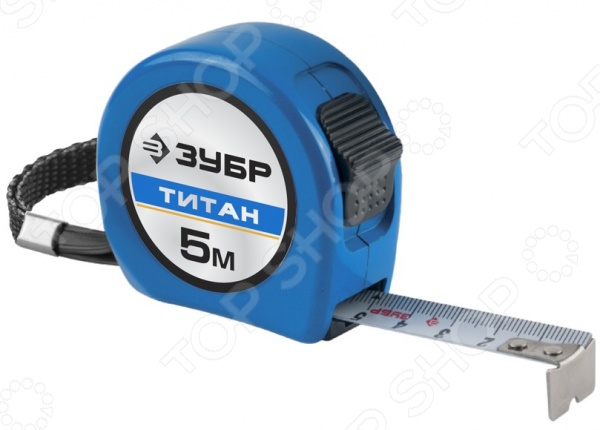 Рулетка Зубр «Профи» 34058 рулетка fit 17428 профи
