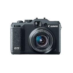 фото Фотокамера цифровая Canon PowerShot G15