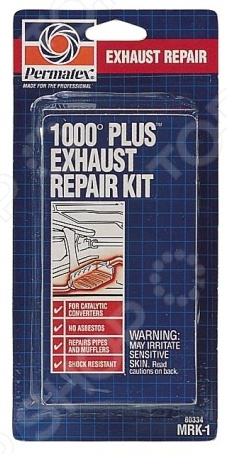 Permatex PR-80334 «Быстрый ремонт глушителя»