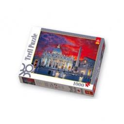 Купить Пазл 1000 элементов Trefl «Базилика Святого Петра»