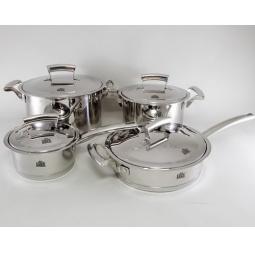 фото Набор кухонной посуды Stahlberg KORNELIA 1804-S