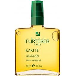 Масло для интенсивного питания волос Rene Furterer Karite