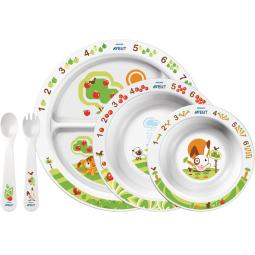 фото Набор посуды для детей PHILIPS AVENT SCF 716/00
