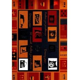 фото Альбом для рисования Kroyter «Стиль». Количество страниц: 50