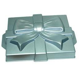фото Форма алюминиевая «Подарок»