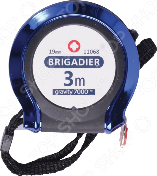������� Brigadier Gravity