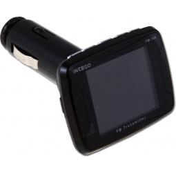 Купить FM-трансмиттер с пультом ДУ Intego FM-106A