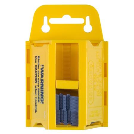 Купить Набор лезвий для строительных ножей Brigadier 63065