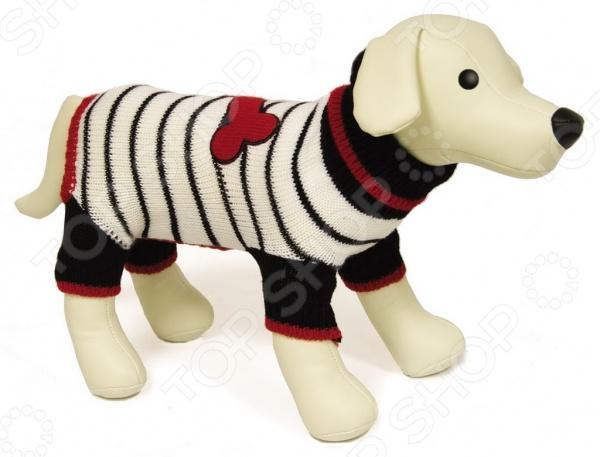 Свитер для собак DEZZIE 562506 свитер попона для собак dezzie 563560