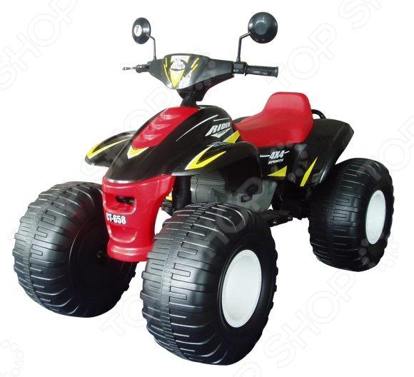 Квадроцикл детский электрический Пламенный Мотор «Биг Бич Рейсер»