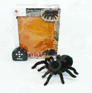 Игрушка радиоуправляемая Shantou Gepai «Паук тарантул»