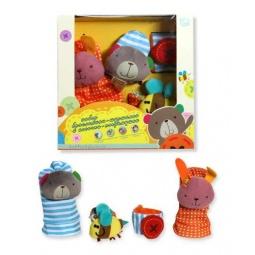 Купить Набор игрушек развивающих Bobbie & Friends Т57140