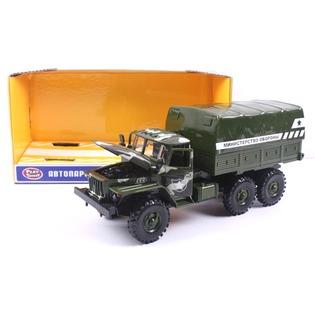 Купить Машинка инерционная PlaySmart «Автопарк. Министерство обороны»