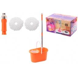 Купить Набор для уборки: швабра, ведро и насадки Violet 09000