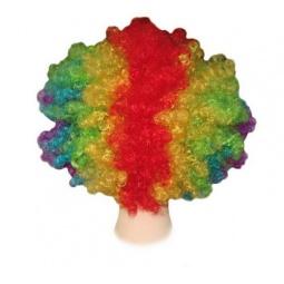 Купить Парик Шампания «Клоун»