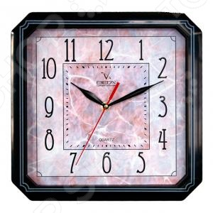 Часы настенные Вега П 4-61321/6-24 часы вега п 1 8 6 208 мусульманские темный город