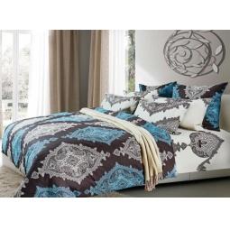 фото Комплект постельного белья Primavelle «Истен». Семейный. Размер простыни: 160х200 см