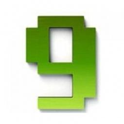 фото Дверной номерок Студия Артемия Лебедева «Дигитус» 9. Цвет: зеленый