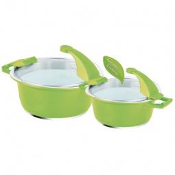 Купить Набор кухонной посуды BartonSteel BS-6914