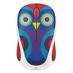 фото Мышь Logitech M238 Ophelia Owl