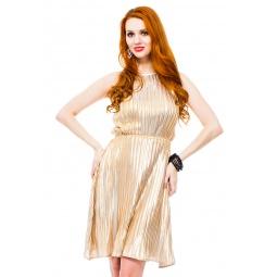 фото Платье Mondigo 8681. Цвет: горчичный. Размер одежды: 44