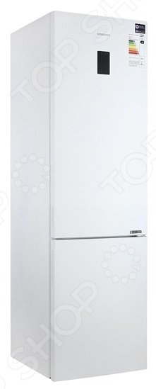 Холодильник Samsung RB37J5200WW холодильник samsung rs4000 с двухконтурной системой twin cooling 569 л